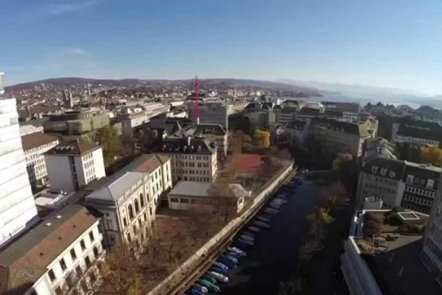 Schanzengraben Zurich