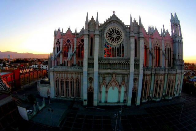 Templo Expiatorio, León, Guanajuato, MX