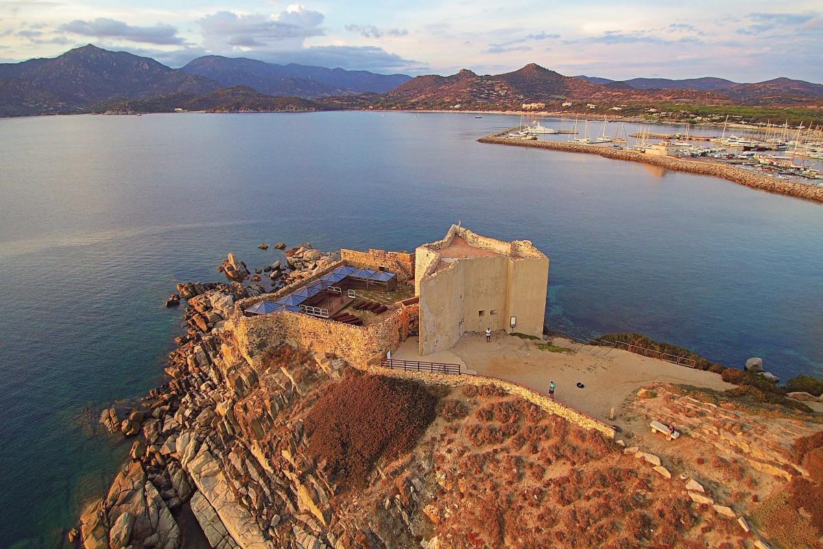 Fortezza Vecchia, Villasimius, Sardegna