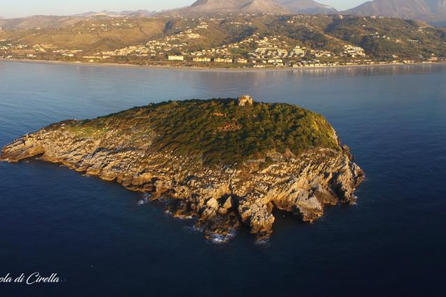 Island of Cirella – Calabria (Italy)