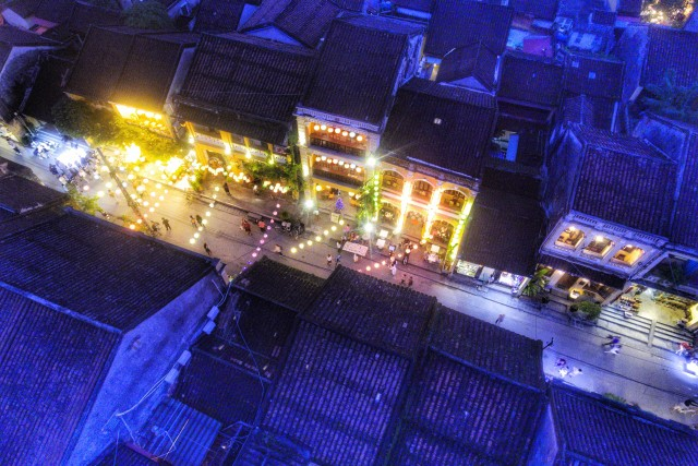 Old City of Hoi An, Vietnam