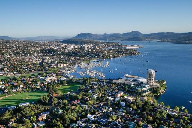Sandy Bay, Tasmania
