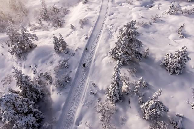 Mt. Knuten, Norway