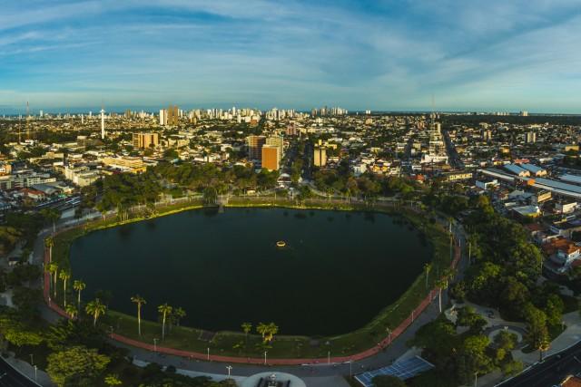 Solon de Lucena's Park, João Pessoa, Paraíba, Brazil
