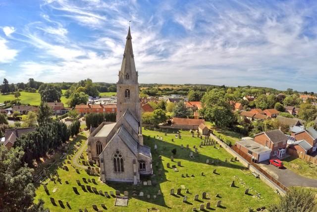 St Andrews Church, Leasingham, Lincolnshire