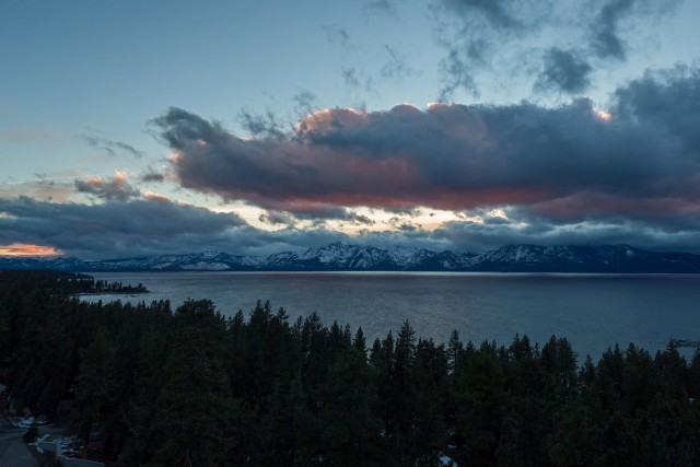 Glenbrook, Lake Tahoe, Nevada, USA