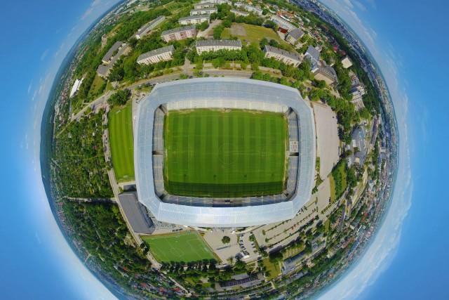 Arena Kielce 360 planet