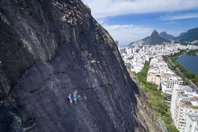Morro do Cantagalo, Rio de janeiro, Brasil
