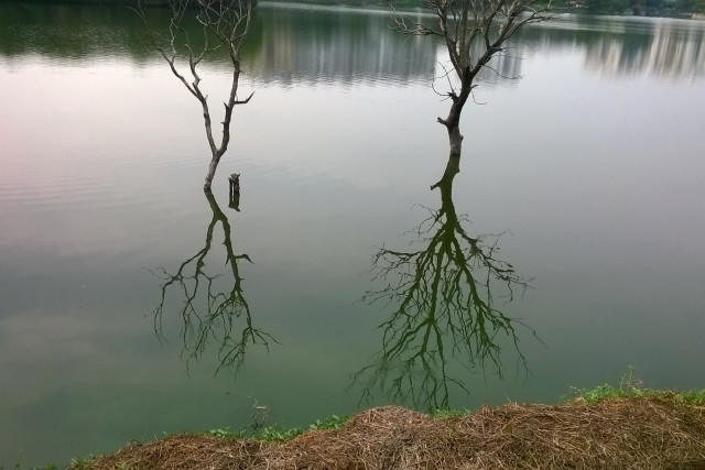 Kaikondrahalli lake