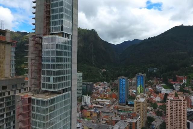 Edificio Bacatá, Bogota, Colombia