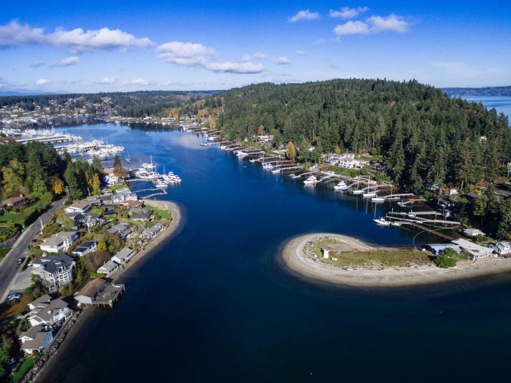 Gig Harbor, Washington...