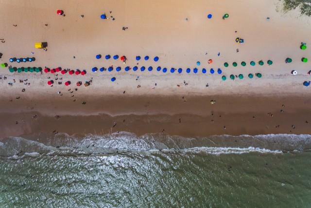 Cabo Branco's Beach, Joao Pessoa, Paraiba, Brazil