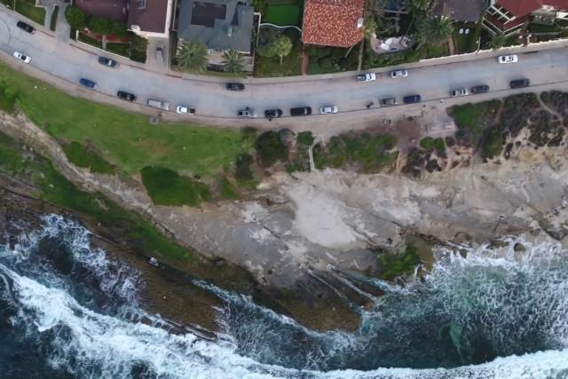 La Jolla tide pools