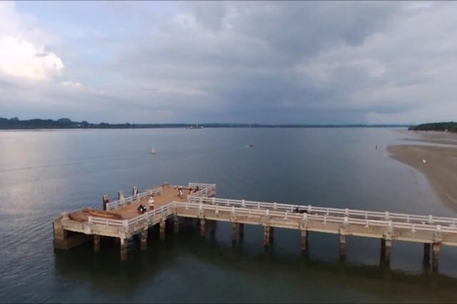 Laem Hin Ferry Pier