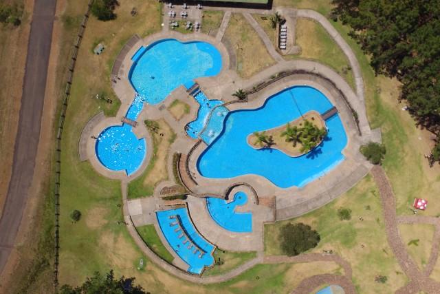 Parque acuático, Salto, Uruguay