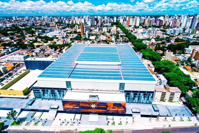 Atletico Pr Stadium