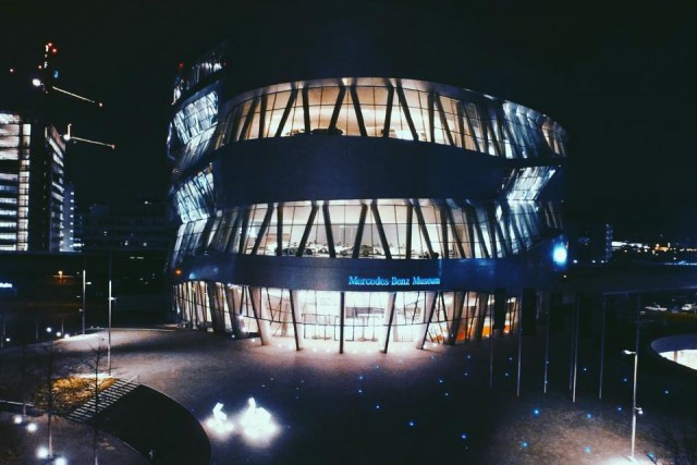 Mercedes Bend Museum