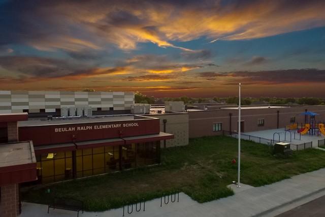 Beulah Ralph Elementary School, Columbia, Missouri, USA