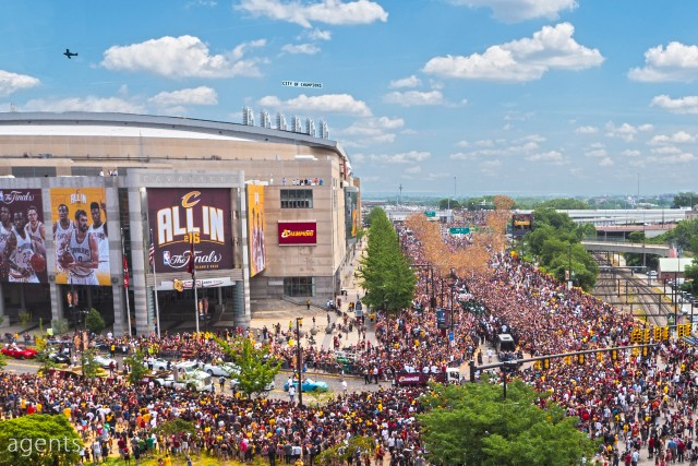 World Champions • Cleveland Cavaliers 2016 Championship Parade