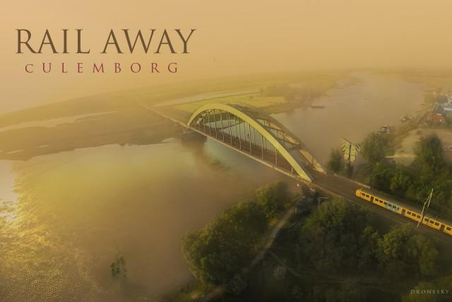 Culemborg railway bridge – Netherlands