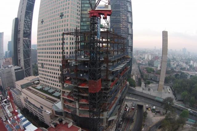New Skyscrapers, Mexico city, MX