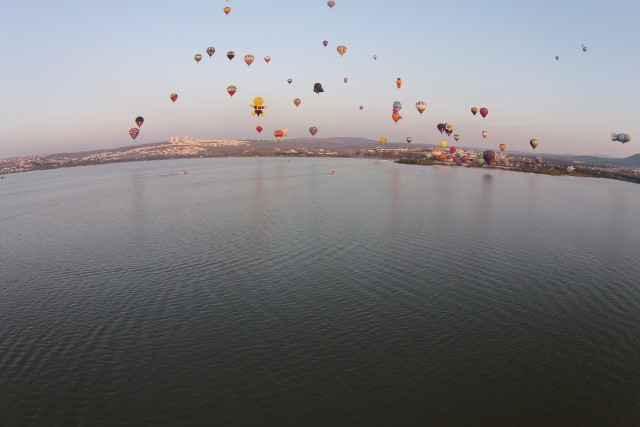 International Balloon Festival, Leon Guanajuato, MX