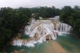 Agua Azul Waterfalls, Chiapas, MX