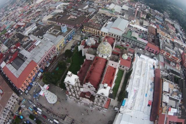 Cathedral, Teziutlan Puebla, MX