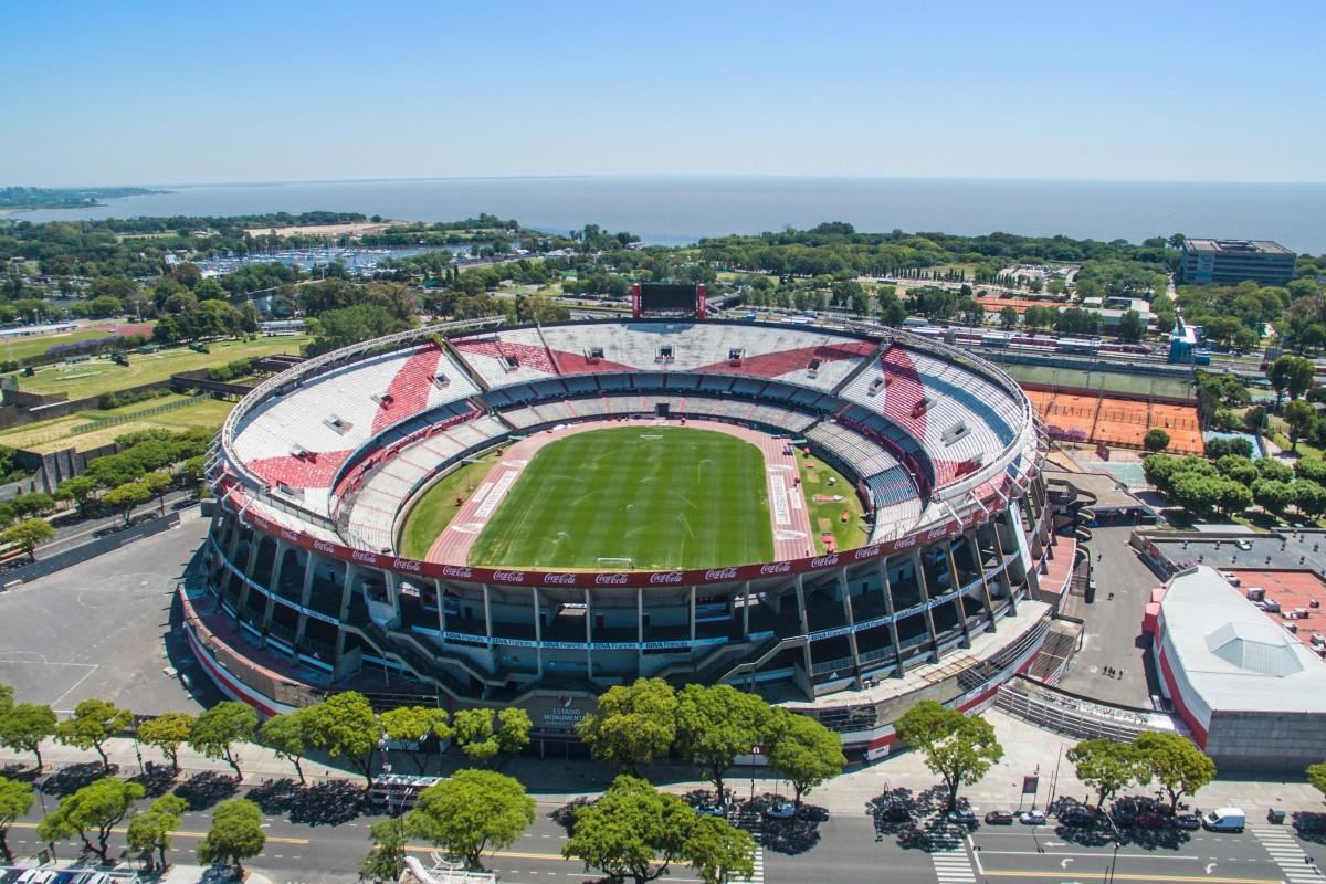 Estadio Monumental, Buenos Aires, Argentina