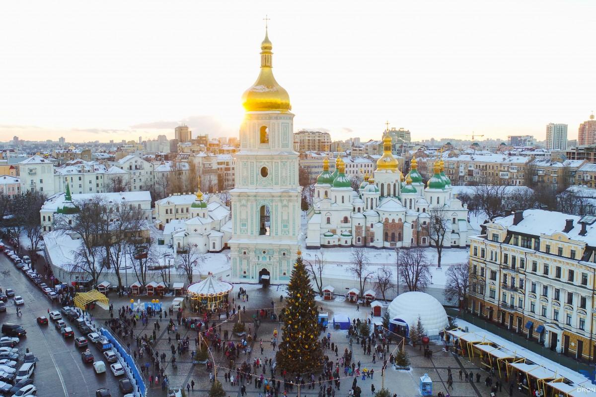Saint Sophia Cathedral, Kyiv, Ukraine