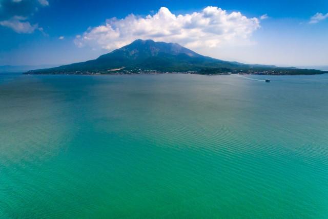 Mt. Sakurajima, Kagoshima, Japan