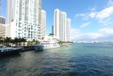 Downtown Brickell Miami Florida