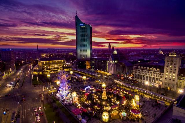 Christmas market / Weihnachtsmarkt