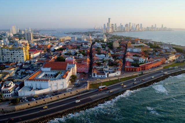 Cartagena, Colombia,