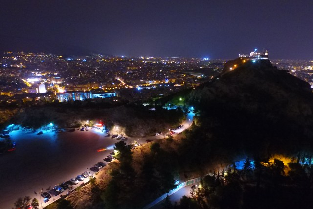 Lycabettus Hill, Athens, Greece
