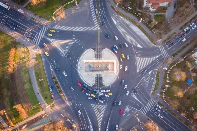 Arch of Triumph, Bucharest, Romania