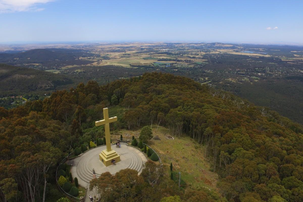 Mount Macedon War Memorial Cross