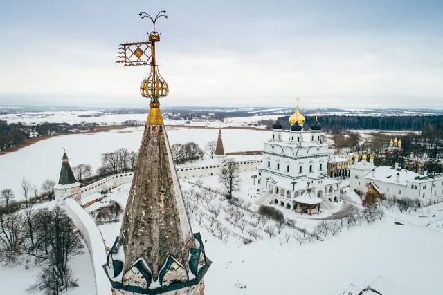 The Joseph-Volokolamsk Monastery
