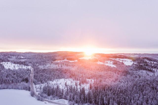 Menkerud, Lillehammer, Oppland, Norway