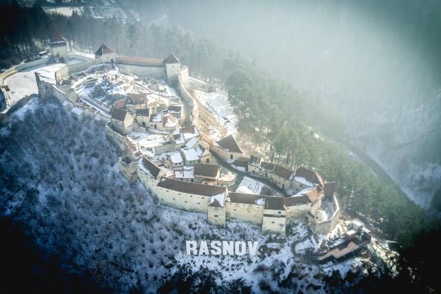 Rasnov fortress, Transylvania, Romania