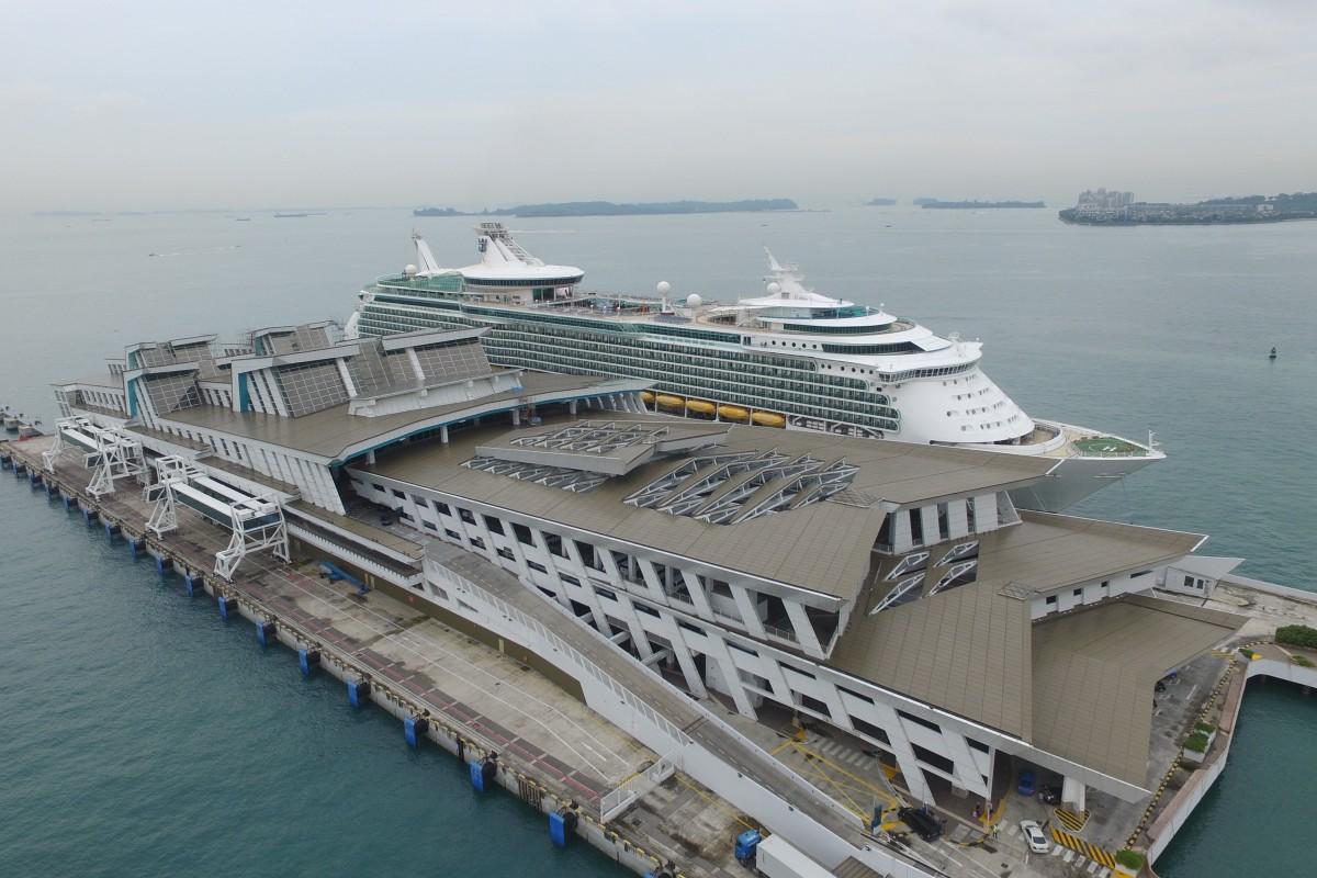 Marina Bay Cruise Centre, Singapore