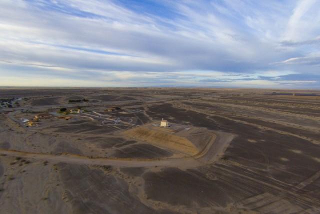 Yuma desert