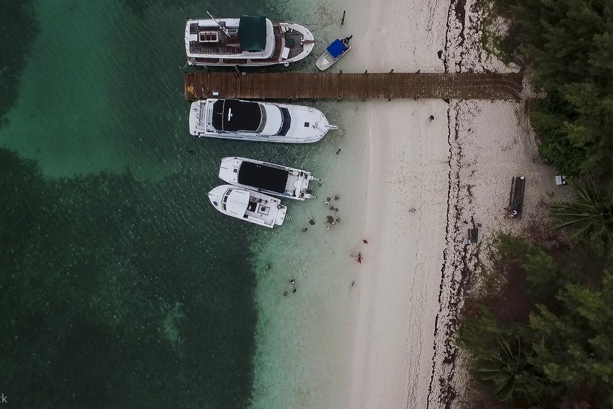Sea of Abaco, Abaco Islands, Bahamas