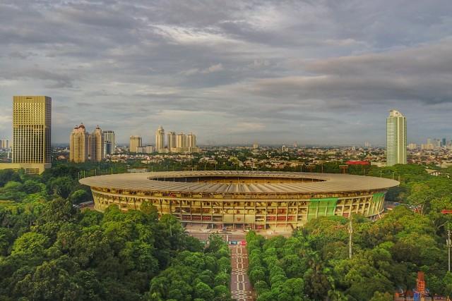 Senayan Stadium, Jakarta