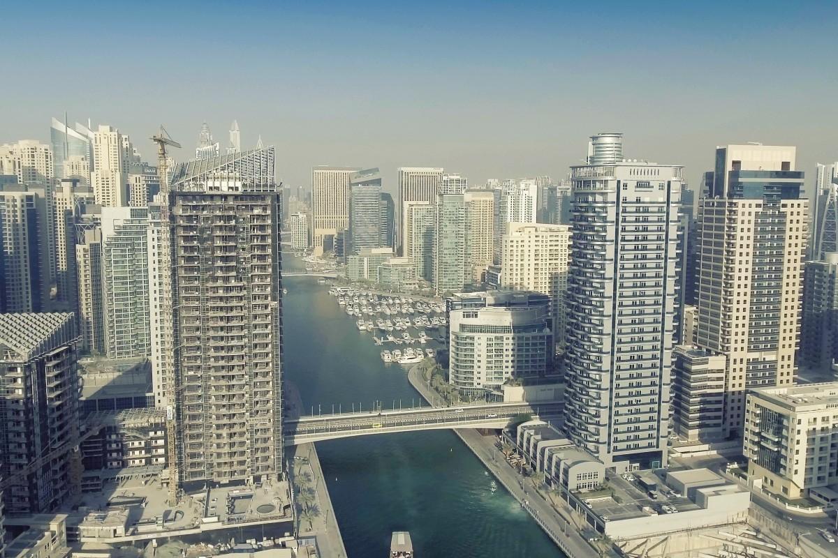 Dubai Marina   Dronestagram