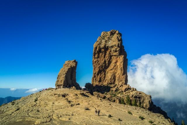 Roque Nublo, Gran Canaria, Spain