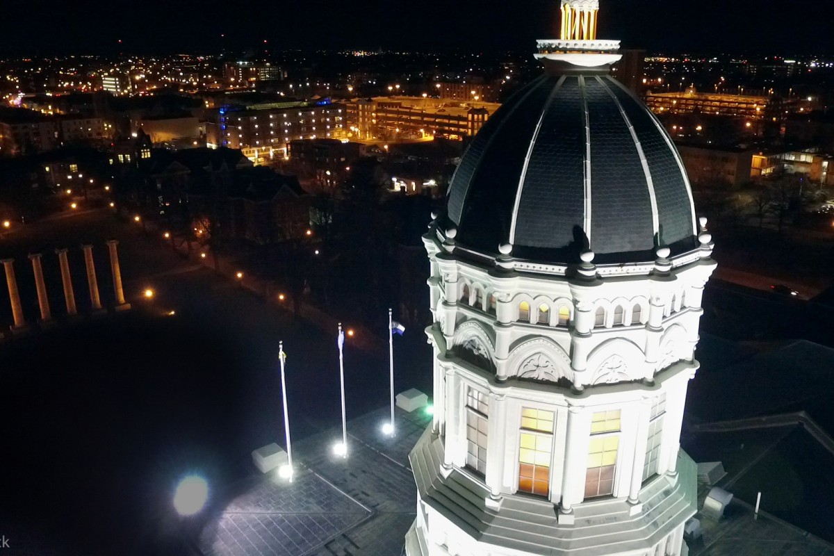 Jesse Hall, University of Missouri, Columbia, Missouri, USA