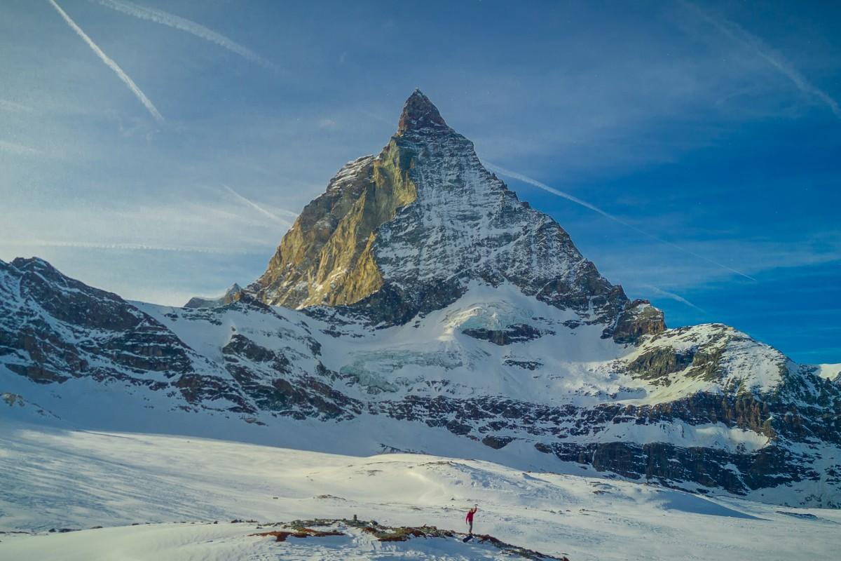 Matterhorn, Zermatt, Cervino, Switzerland, Italy