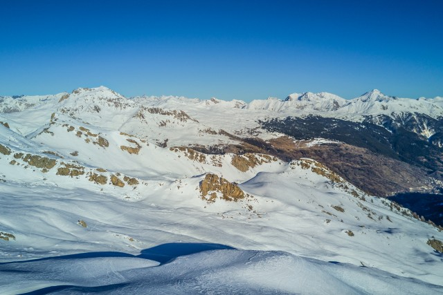 Serre Chevalier, French Alps, France