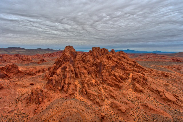 Valley of Fire State Park. Nevada, USA